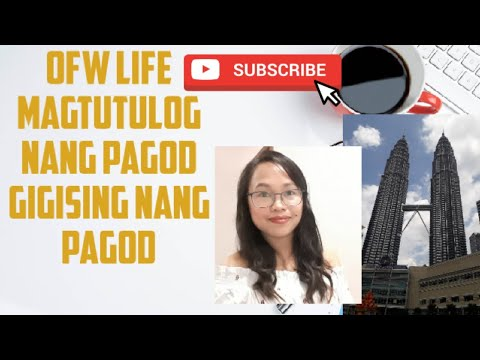 OFW LIFE IN MALAYSIA SHARING MY FRIDAY ROUTINE