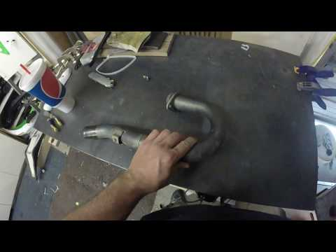 DIY Repair Your Dirt Bike Header