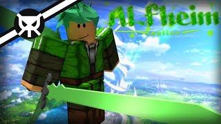 Let's Play ALfheim Online [RELEASE] ▼ ROBLOX ▼ Livestream ▼