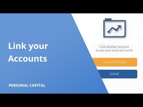 Link Your Accounts to Personal Capital's Free Financial