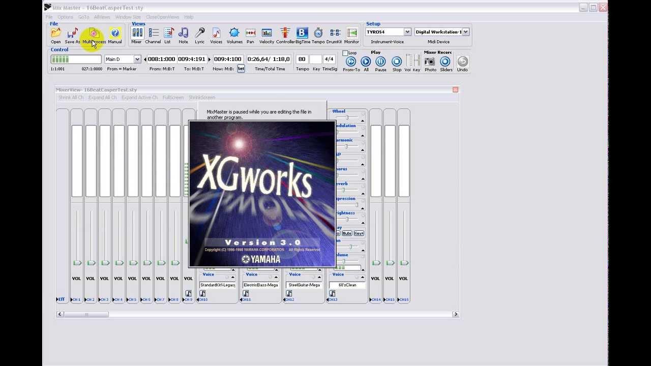 Free download program yamaha xgworks xp patch piratebayneat.