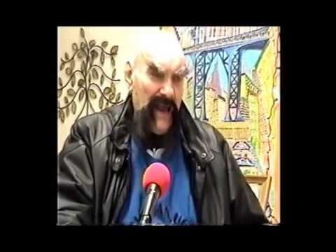 Ox Baker VS Bobo Brazil Jr. Contract Signing for 2/1/13 in Marion, Ohio
