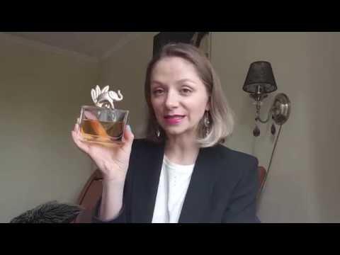 Самые комплиментарные ароматы (женская аудитория)