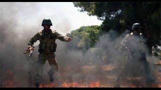 Harbiyeli subaylar böyle eğitiliyor | asker eğitimi