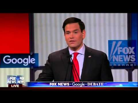 Marco: Cap And Trade Is Devastating To The U.S. Economy | Marco Rubio for President