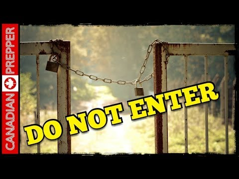 In SHTF you will OWN Nothing: Private Property Illusions