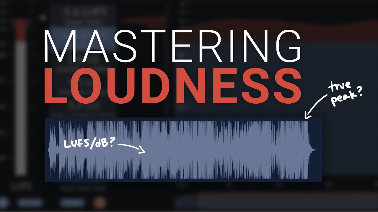 Download How Loud Should You Master Your Music?