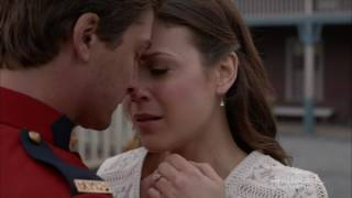 When calls the Heart - 4x06 - Jack and Elizabeth - last kiss scene (HD)