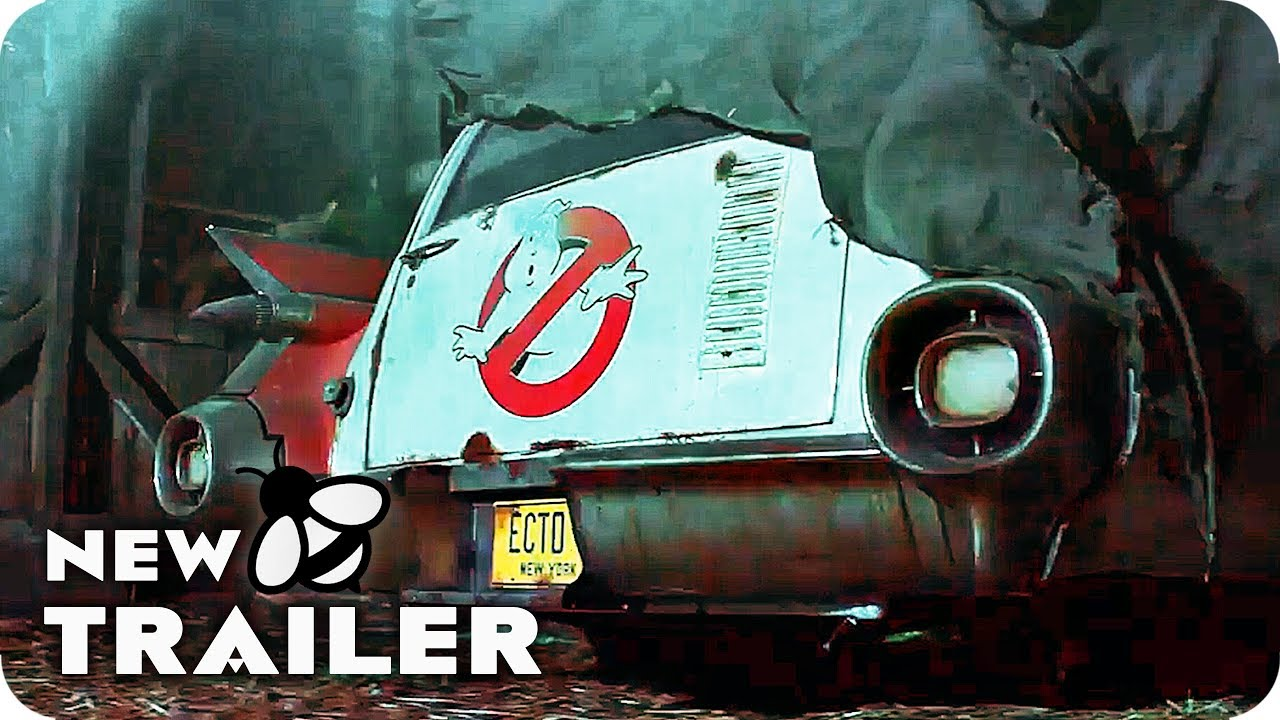 Watch the first teaser for Jason Reitman's secret Ghostbusters movie