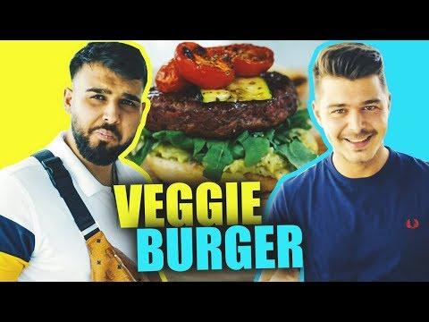 Fleischliebhaber vs Veggieburger | Unser erstes mal....!