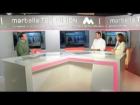 Entrevista Radio Televisión Marbella Avda. Hnos. Blánquez (Marbella)