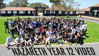 Nazareth College Year 12 Video (EXTENDED EDITION)