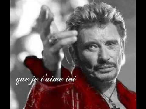 johnny hallyday je t 39 aime je t 39 aime je t 39 aime youtube. Black Bedroom Furniture Sets. Home Design Ideas
