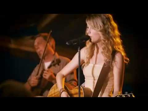 Taylor Swift - Crazier - Hannah Montana O Filme