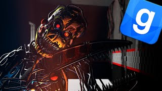 NE VOUS RETOURNEZ PAS ! - GARRY'S MOD FIVE NIGHTS AT FREDDY'S