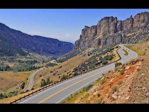 Wyoming Motorcycle Ride: Cloud Peak Skyway, Buffalo to Ten Sleep