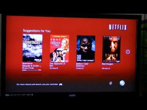 Use Netflix Hands Free with Your Xbox 360