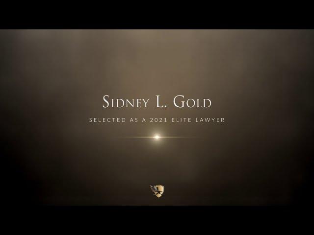 Elite Lawyer 2021 - Sidney L. Gold
