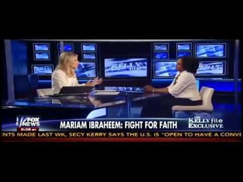 Testimonio Meriam Ibrahim - Mi fe en Dios me sostuvo (subtitulado español)