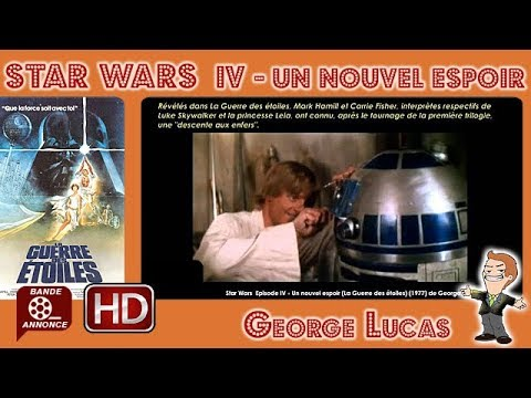 Star Wars  Episode IV - Un nouvel espoir de George Lucas (1977) #MrCinéma 23