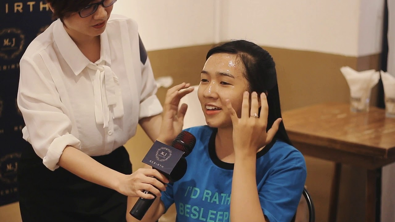 MJ HCMC 越南 胡志明市 素人體驗活動 2 - YouTube