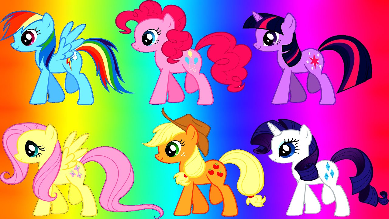 My Little Pony Coloring Pages Hd : My little pony coloring pages for kids my little pony coloring