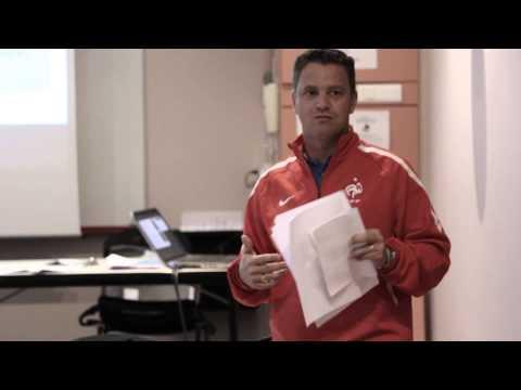 Formation Cadres : Le Brevet d'Educateur de Football