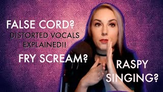 Distorted Vocals Defined: Different Types of Screams EXPLAINED!