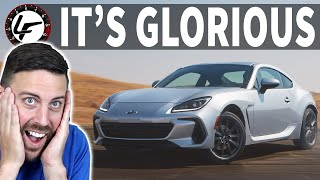 Subaru's New BRZ is BETTER than We Thought...