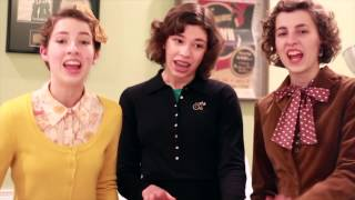 Andrews Sisters In The Mood As Sung By The Boyer Sisters