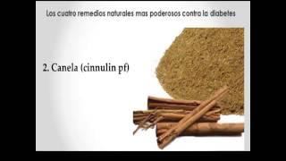 remedios caseros para el azucar alta