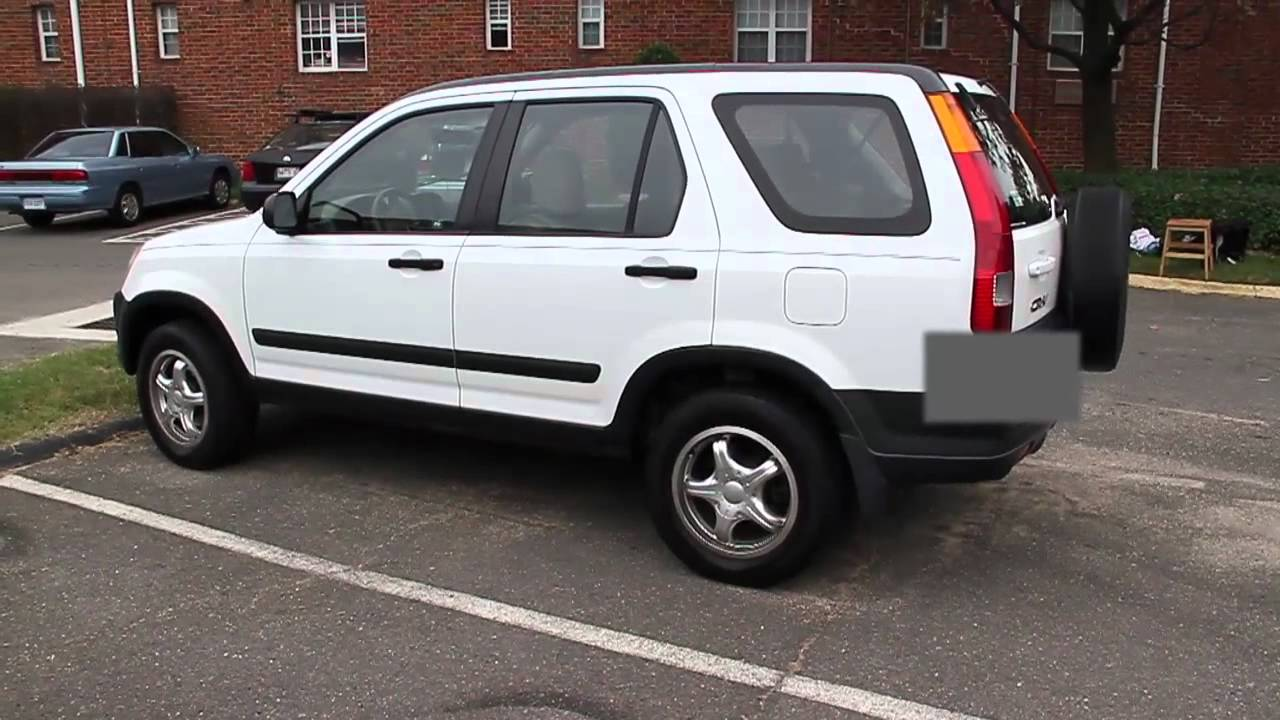 Honda 2011 V Cr Inside