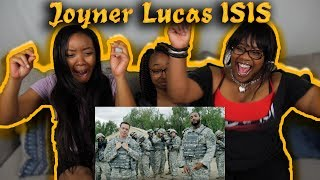 😱🔥 Joyner Lucas ft. Logic - ISIS (ADHD) Family Reaction