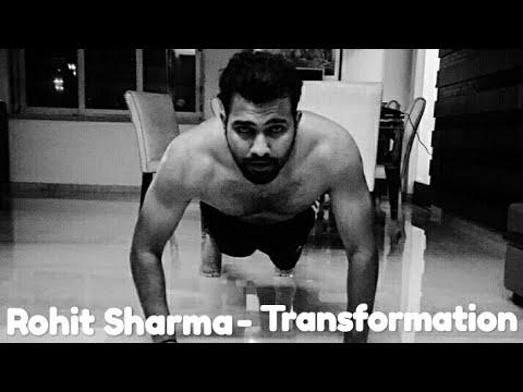 Rohit Sharma - Fitness, Workout & Transformation.