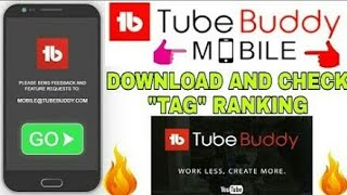 Download TubeBuddy Mobile App For Creators - Use It to Grow Your Channel