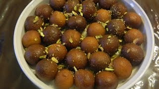 How To Make Ricotta Cheese Gulab Jamun/Chenna/Paneer/Gulab Jamun Recipe - Cook101food