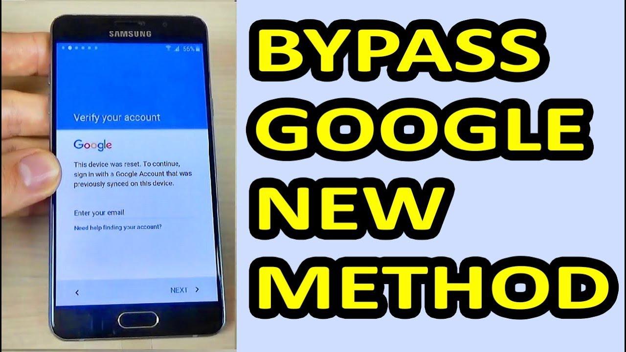 Bypass Google Account Samsung J1,J2,J3,J5,J6,J7,S6,S7 ,A3,A5,TAB,NOT, FRP  UNLOCK