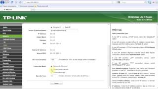 Настройка роутера TP-Link TL-MR3420/3220(Настройка роутера TP-Link TL-MR3420/3220 для проводного подключения на примере сети Билайн., 2012-05-02T06:19:35.000Z)