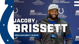 Jacoby Brissett On Going For It On Fourth Down