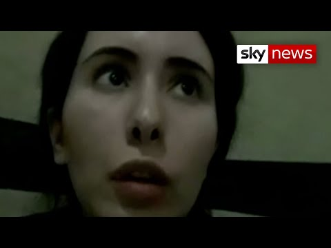 Princess Latifa: What happened to Dubai's 'missing' princess?