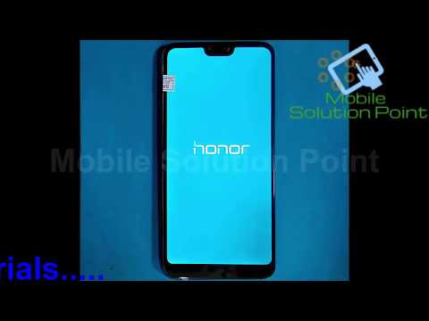 Honor New FRP Bypass Trick || Honor 9N (LLD-AL20) FRP (Google) Lock Remove Done (Nov 2018 Patch)