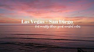 Las Vegas + San Diego | November 2018