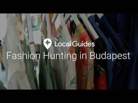 Fashion Hunting in Budapest - Shop Like a Local Ep. 4