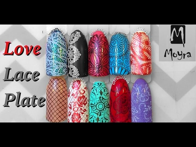 11 Best Nail Stamping Plates: Compare, Buy & Save (2018) | Heavy.com