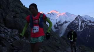 80km   Passage au Brévent   Chamonix Marathon du Mont Blanc 2015