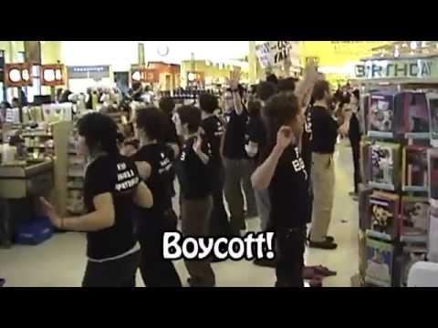 Boycott ISRAEL PRODUCTS HELP PALESTINIAN GAZA