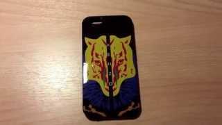 Чехол Kenzo для iPhone 6 - силиконовый для Айфон 6