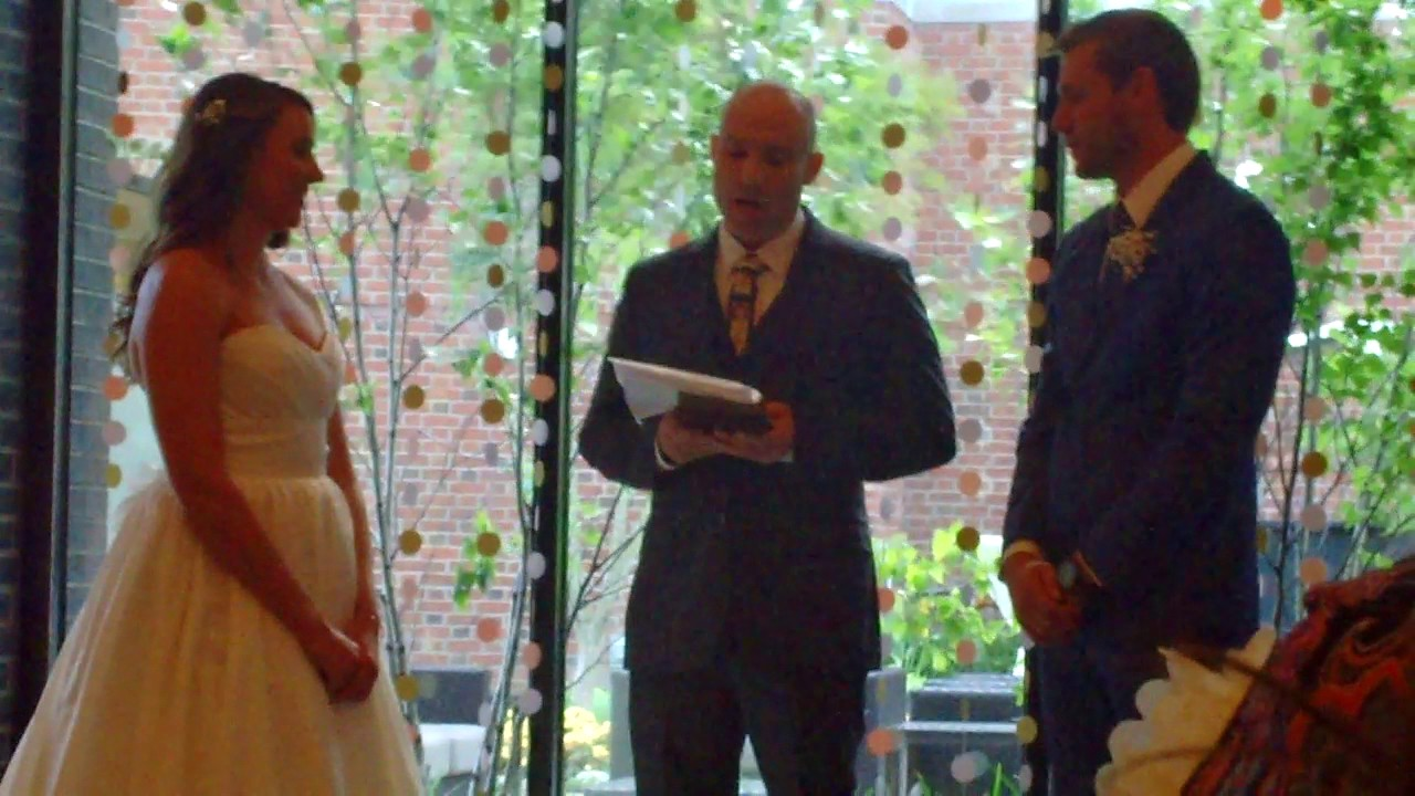 Funniest Wedding Officiant Ever