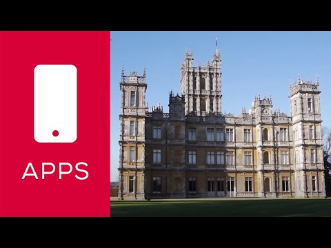 Highclere Castle Promo