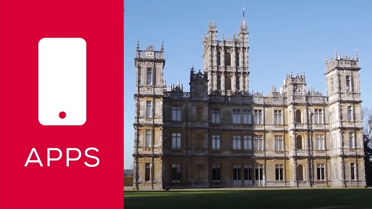 Highclere Castle Promo - YouTube